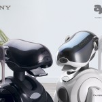 Sony Aibo ERS-7 advert 1