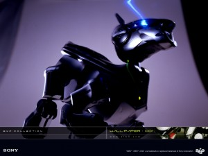 Sony AIBO ERS-220 wallpaper