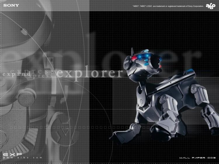 Sony Aibo ERS-220 wallpaper