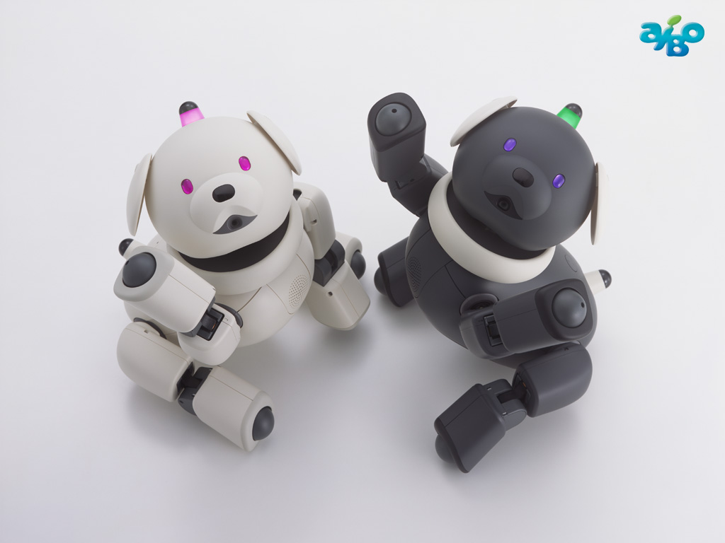 Aibo Inducted Into Museum Hall Of Fame