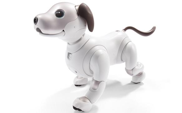 The New Sony Aibo ERS-1000